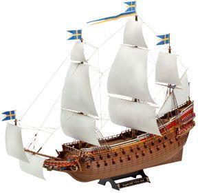 Revell Swedish Regal Ship Vasa 1628 (05414)