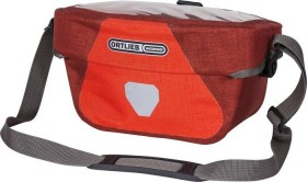 Ortlieb Ultimate6 S Plus handlebar bag signal red/dark chili (F3152)