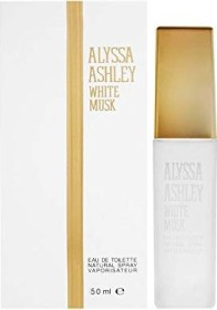 Alyssa Ashley white Musk Eau De Toilette, 50ml