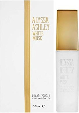 Alyssa Ashley white Musk Eau De Toilette 50ml -- via Amazon Partnerprogramm