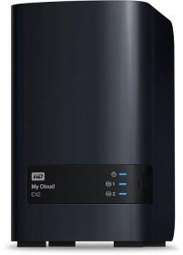 Western Digital My Cloud EX2 6TB, 1x Gb LAN (WDBVKW0060JCH)