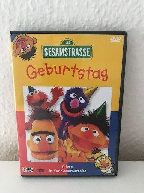Sesamstraße - Geburtstag feiern in der Sesamstraße -- via Amazon Partnerprogramm