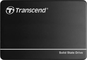 Transcend SSD420 128GB, Eisen-Gehäuse, SATA (TS128GSSD420)