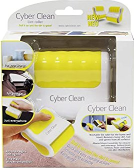 CyberClean Lint Scooter yellow (46098)