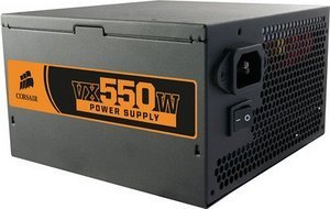 Corsair Enthusiast Series VX550 550W ATX 2.2 (CMPSU-550VX)