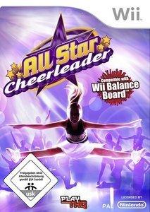 All Star Cheerleader (English) (Wii)