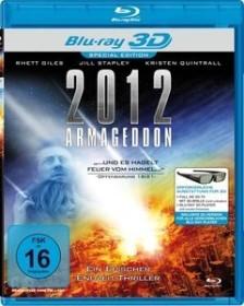 2012 Armageddon (3D) (Blu-ray)