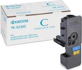 Kyocera Toner TK-5230C cyan (1T02R9CNL0)
