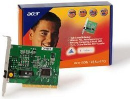 Acer ISDN 128 Surf internal/PCI