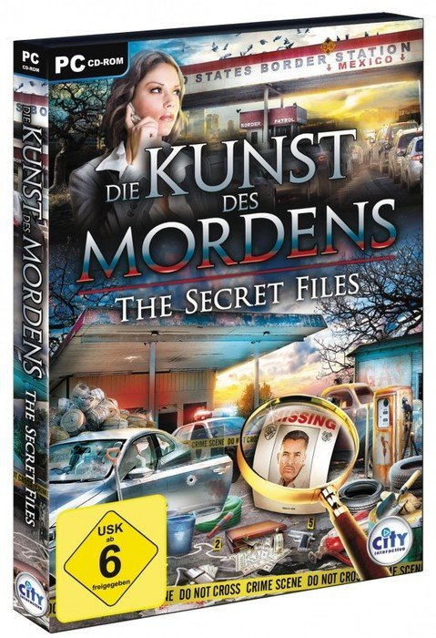 Art of Murder - Secret Files (englisch) (PC)