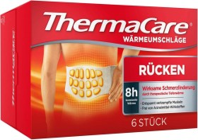 ThermaCare bei Rückenschmerzen Wärmeauflagen, 6 Stück