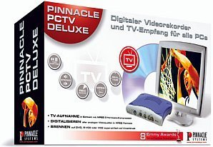 Pinnacle PCTV Deluxe extern (202261290)