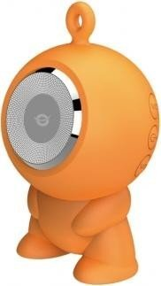 Conceptronic Waterproof Speaker orange (CSPKBTWPHFO)