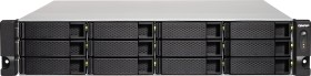 QNAP Turbo Station TS-1273U-8G 48TB, 4x Gb LAN, 2x 10Gb SFP+, 2HE