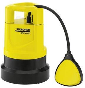 Kärcher SCP6000 Klarwassertauchpumpe