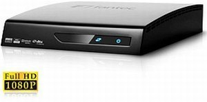 Fantec P2570 media player 1000GB, USB 2.0/LAN (16231)