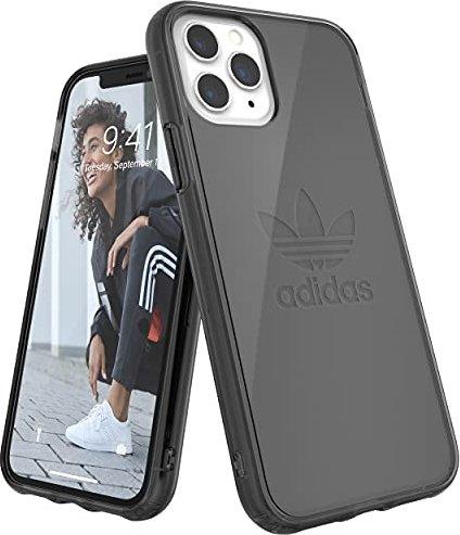 adidas Protective Clear Case Big Logo für Apple iPhone 11 Pro schwarz (36411) -- via Amazon Partnerprogramm