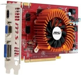 MSI N9800GT-MD512, GeForce 9800 GT, 512MB DDR3, VGA, DVI, HDMI (V186-008R)