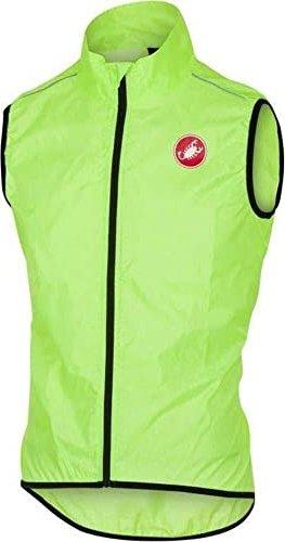Castelli Squadra jersey sleeveless yellow fluo (men) (4517056-032 ... 5c4e62f44