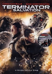 Terminator 4 - Salvation (DVD) (UK)