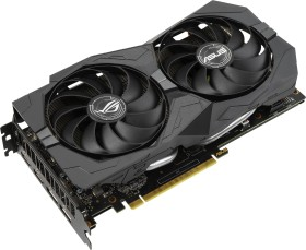 ASUS ROG Strix GeForce GTX 1660 SUPER OC, ROG-STRIX-GTX1660S-O6G-GAMING, 6GB GDDR6, 2x HDMI, 2x DP (90YV0DW0-M0NA00)