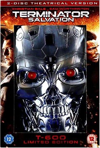Terminator 4 - Salvation (Special Editions) (UK) -- via Amazon Partnerprogramm