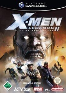 X-Men Legends 2 (deutsch) (GC)