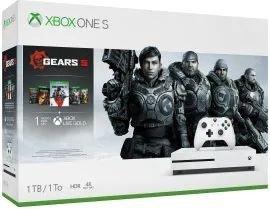 Microsoft Xbox One S - 1TB Gears 5 Bundle weiß
