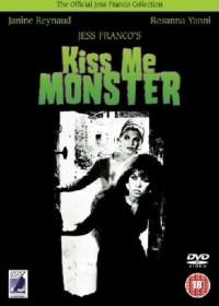 Kiss Me, Monster (DVD) (UK)