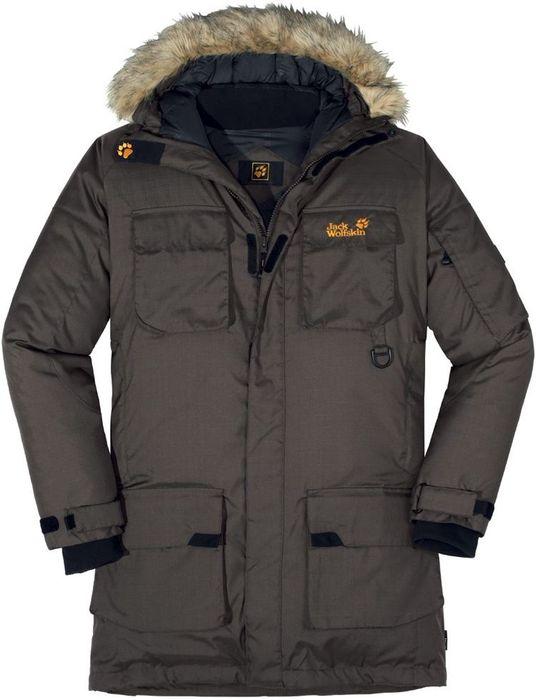 detailing multiple colors discount sale Jack Wolfskin Polar Ice Parka (Herren)