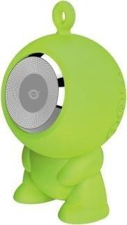 Conceptronic Waterproof Speaker grün (CSPKBTWPHFG)