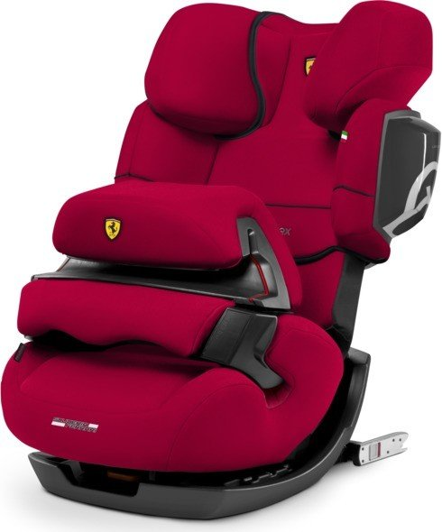 Cybex for Scuderia Ferrari Pallas 2-Fix racing red 2018/2019 (519000239)