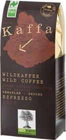 Kaffa Wildkaffee Espresso Kaffeepulver, 250g