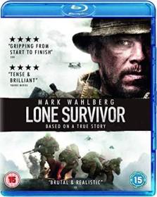 Lone Survivor (Blu-ray) (UK)