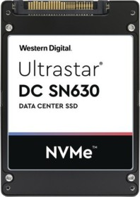 Western Digital Ultrastar DC SN630 - 0.8DWPD 7.68TB, ISE, U.2 (0TS1620/WUS3BA176C7P3E3)