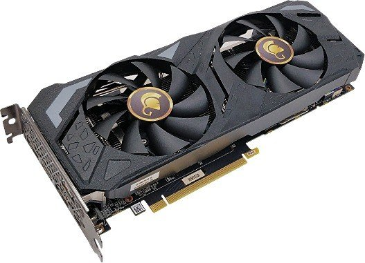 Manli GeForce RTX 2070 Gallardo, 8GB GDDR6, HDMI, 3x DP, USB-C (N511207000F4000)