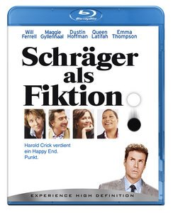 Stranger Than Fiction - Schräger als Fiktion (Blu-ray)