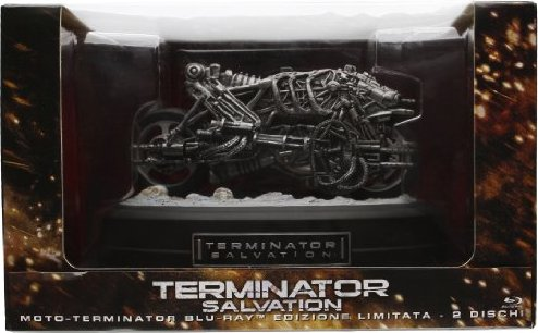 Terminator 4 - Salvation (Special Editions) (Blu-ray) (UK) -- via Amazon Partnerprogramm