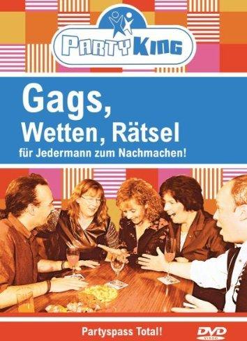 Party King - Gags, Wetten, Rätsel -- via Amazon Partnerprogramm