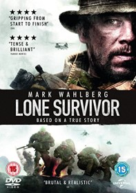Lone Survivor (DVD) (UK)