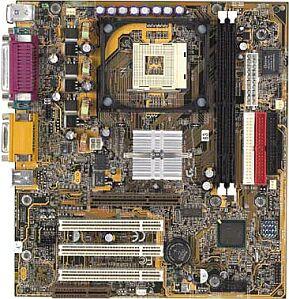 Gigabyte GA-8IDML-C, i845 (SDR)