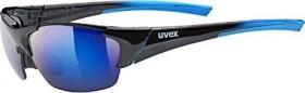 UVEX blaze III schwarz/blau