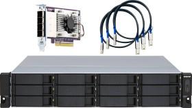 QNAP Rack Expansion TL-R1200S-RP, 3x mini-SAS, 2HE