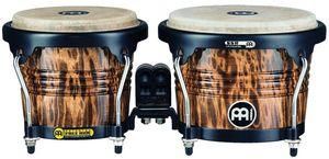 Meinl FWB190LB Leopard Burl Free Ride designer series wooden bongo