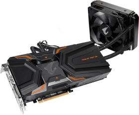 Gigabyte Aorus GeForce GTX 1080 Ti Waterforce Xtreme Edition 11G, 11GB GDDR5X, DVI, 2x HDMI, HDMI-Side, 3x DP (GV-N108TAORUSX W-11GD)