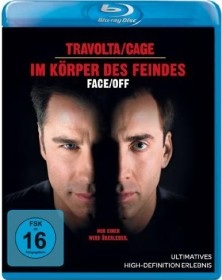 Face Off - Im Körper des Feindes (Blu-ray)