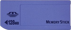 Transcend Memory Stick (MS) 128MB (TS128MMSC)