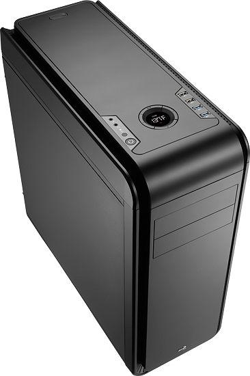 AeroCool DS 200 Lite Black Edition, schallgedämmt (EN52575)
