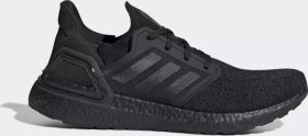 adidas Ultra Boost 20 core black/solar red (Herren) (EG0691)