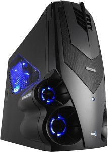 AeroCool Syclone II black with side panel window (EN56458)